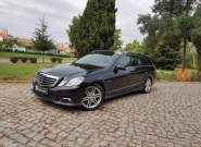 Mercedes-Benz E 250 CDI Station AMG